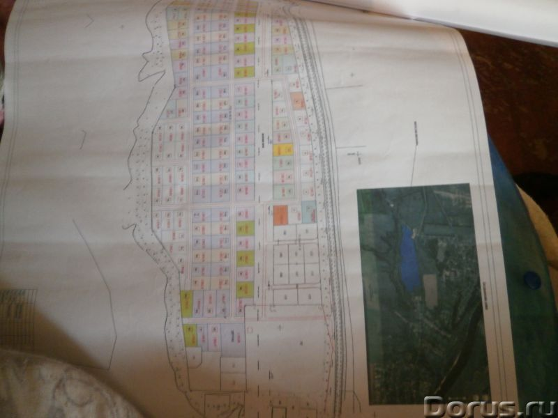 Участок 12 соток в Рубцово - Земельные участки - 30х40 на вьезде в Рубцово,6 км от Рязани.Хороший по..., фото 3