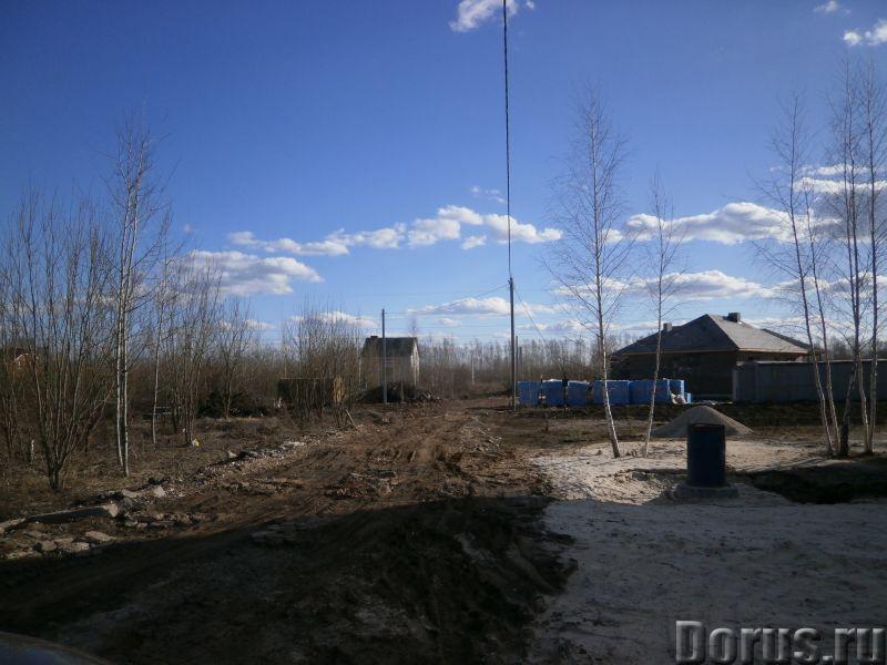 Участок 12 соток в Рубцово - Земельные участки - 30х40 на вьезде в Рубцово,6 км от Рязани.Хороший по..., фото 4